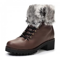 Женские зимние ботинки (46)