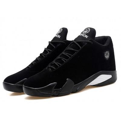 Стильные черные мужские кроссовки