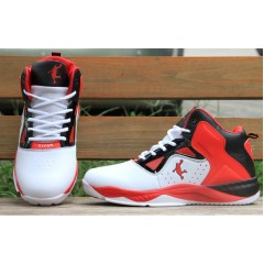 Красные недорогие мужские баскетбольные кроссовки