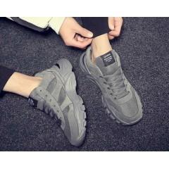 Серые мужские универсальные кроссовки