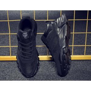 Черные мужские универсальные кроссовки