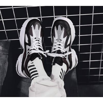 Универсальный мужские спортивные кроссовки черные