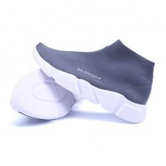 Серые кроссовки носки Balenciaca недорого